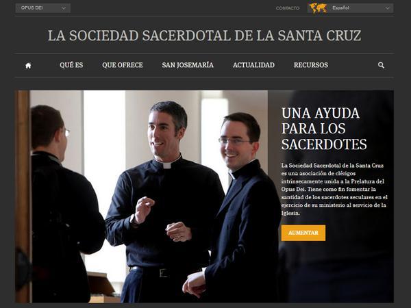 Un site para los sacerdotes