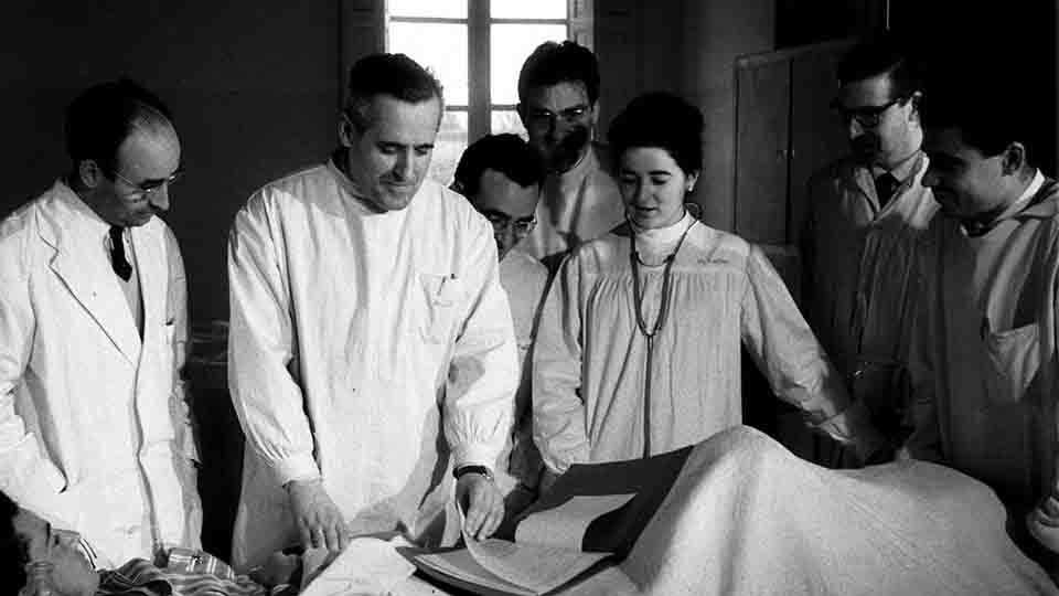 Santidade na consulta médica