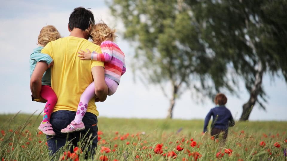Découvrir Dieu dans la famille
