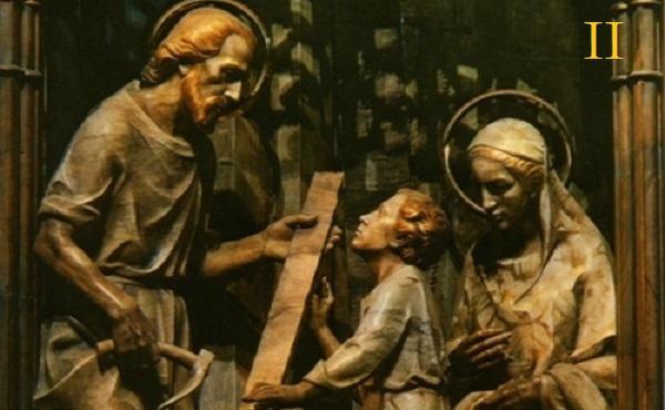 3月19日(圣若瑟节):圣化你的工作,你和别人亦随之圣化