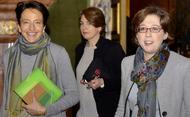 Фотографії навколо виборчого Конгресу Opus Dei