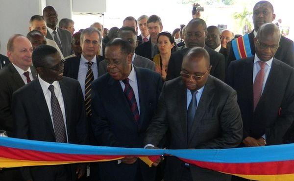 Opus Dei - Le C.H. Monkole inaugure son nouveau bâtiment