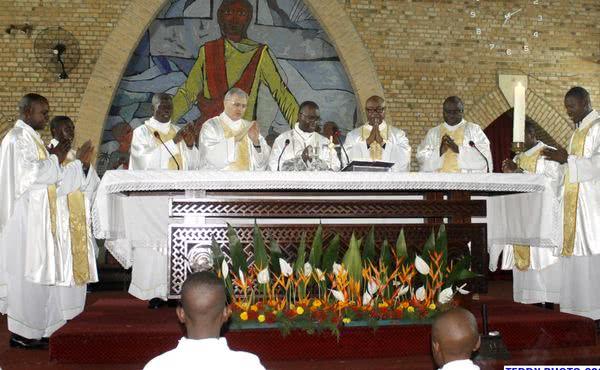 Opus Dei - Messe de saint Josémaria à Kinshasa