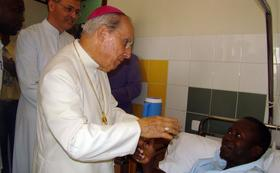 La visite pastorale du Prélat de l'Opus Dei au Congo (2): Monkole, 20 ans après