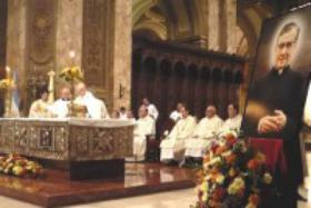 Misas en honor de San Josemaría Escrivá en Argentina