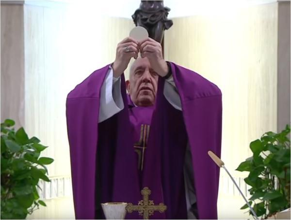 Opus Dei - Духовното причастяване във време на епидемия
