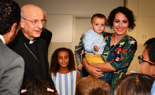 Opus Dei - O Prelado no Canadá: Com alegria somos capazes de ter um coração aberto