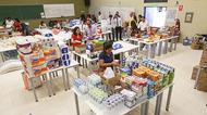 Piura: altruista labor de universitarios en la zona de desastre