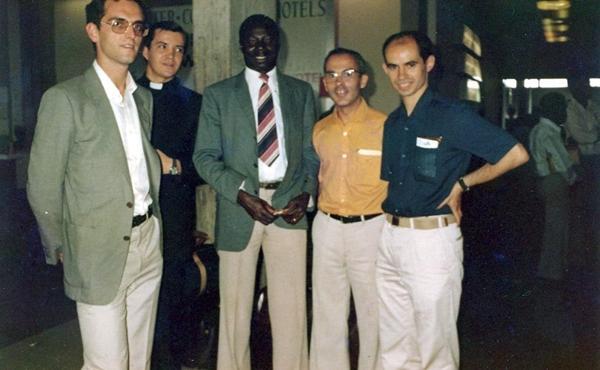 Opus Dei - Quarante ans en Côte d'Ivoire