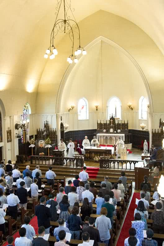 聖ホセマリアの日記念ミサ
