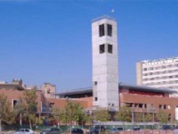 La parroquia de san Josemaría en Valencia (España)
