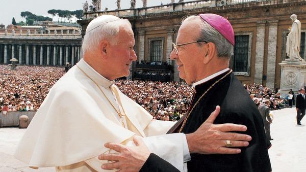 Opus Dei - O próximo Beato Álvaro del Portillo e Vigo