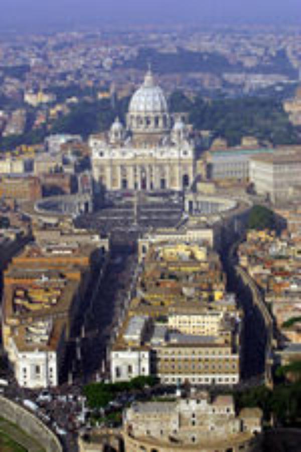 Fotografías de la canonización de San Josemaría (6-X-2002)