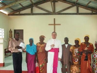 Zemē, kas ir izslāpusi pēc miera, ticībai ir ļoti svarīga nozīme.