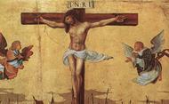 Schauen auf das Kreuz
