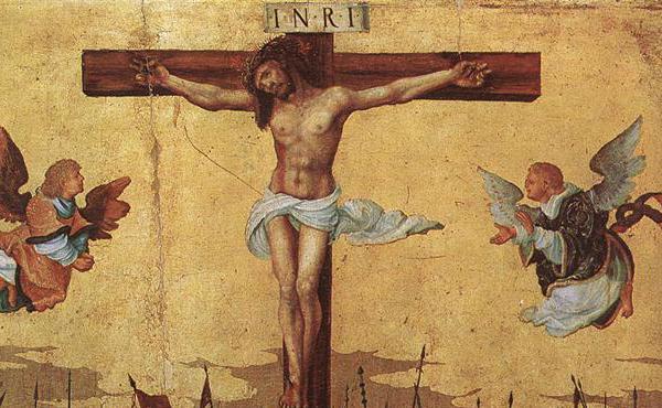 Å bli korsfestet med Kristus
