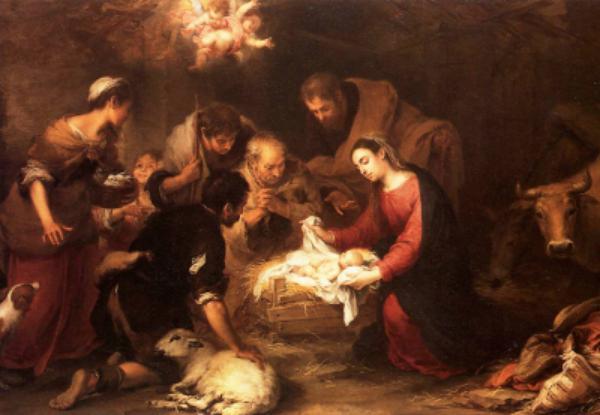 """Para leer en Navidad: """"El triunfo de Cristo en la humildad"""""""
