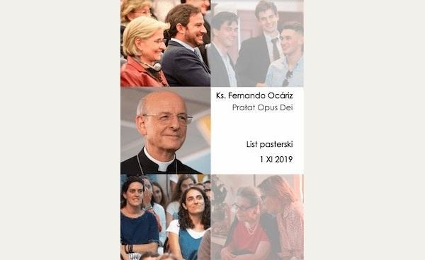 Opus Dei - List Prałata (1 listopada 2019 r.)