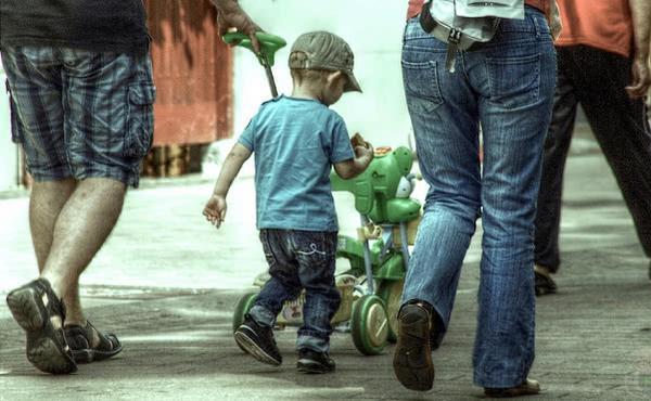 Kinder sind ein sichtbarer Anteil der Eltern an der Schöpfung