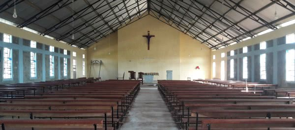 Opus Dei - Chebarus Church inaugurated on Easter Sunday