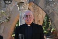 26.01.2010. Prof. Javier Sesé, professor de Teologia Espiritual a la Facultat de Teologia de la Universitat de Navarra