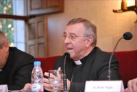 26.01.2010. Mons. Sebastià Taltavull, bisbe auxiliar de Barcelona