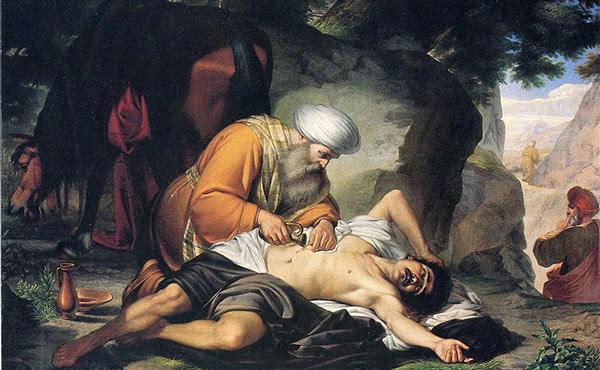Opus Dei - El Papa Francesc explica la paràbola del bon samarità