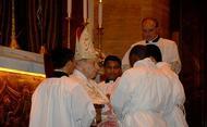 «La gioia del sacerdote è un bene prezioso per tutto il popolo fedele di Dio»
