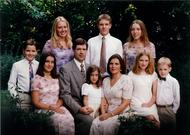 Amerikos lietuvių šeimos susitikimai su palaimintuoju Alvaru