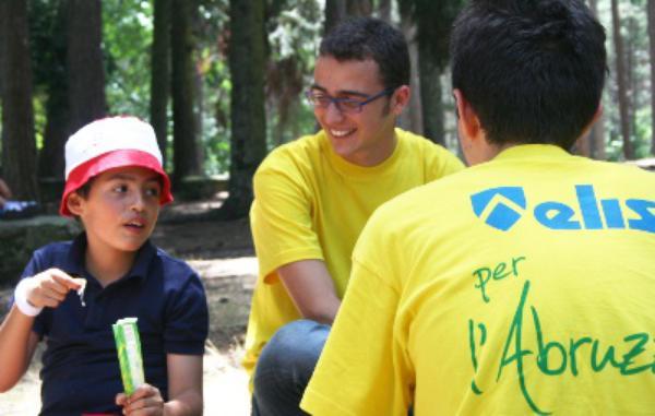 Gli studenti e il terremoto in Abruzzo
