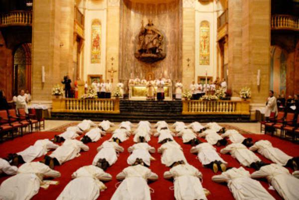 사제의 해에 32명의 새 사제 탄생