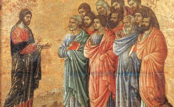 Opus Dei - Jesu sista gest – vägvisare genom tiden