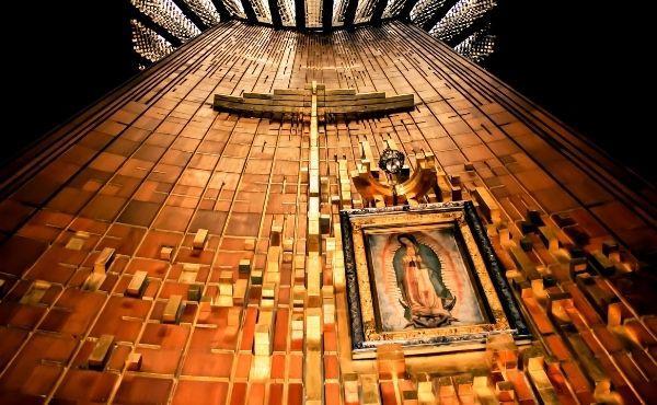 12 dicembre: Indulgenza plenaria da casa per la festa della Madonna di Guadalupe