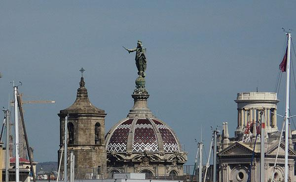 «Princesa de Barcelona, protegiu vostra ciutat»