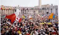 Paus Franciscus tot jongeren: Wees niet bang!