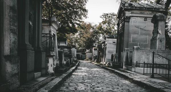 Opus Dei - Odpusty dla zmarłych