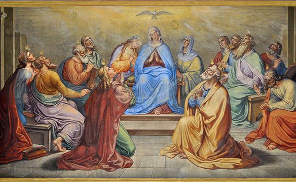 Opus Dei - Què se celebra per la Pentecosta?
