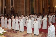 Photo gallery of ordination of deacons (2013)