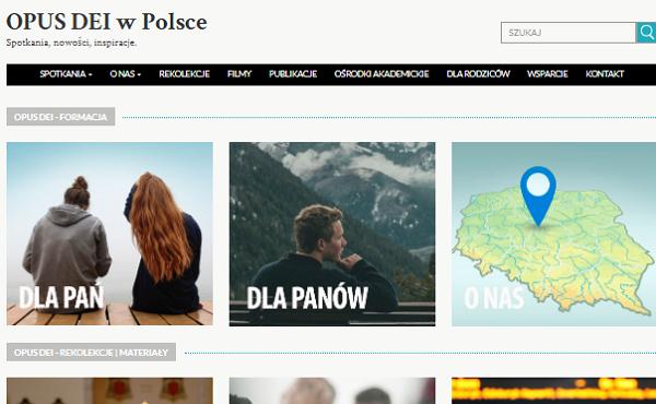 Opus Dei - OpusDeiwPolsce.pl