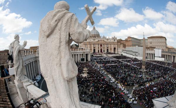 Opus Dei - Ur brevet till romarna…