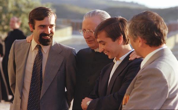 """Opus Dei - Beato Álvaro: """"Il ritorno all'amicizia con Dio è la radice dell'autentica e più profonda gioia"""""""