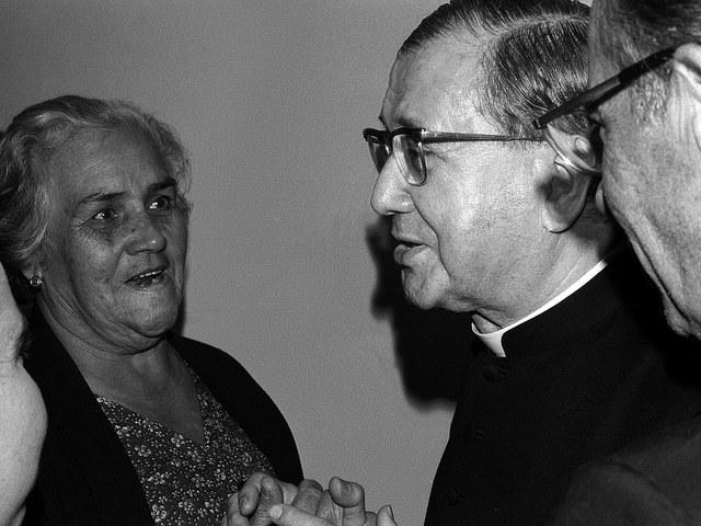 Opus Dei - Modlitba ke svatému Josemaríovi