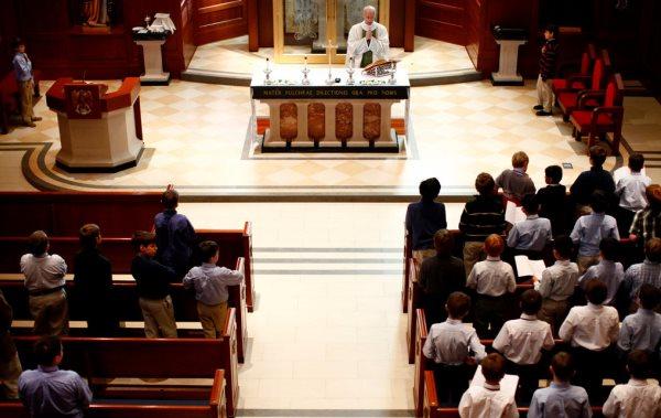 Opus Dei - Sons' Faith Inspires Parents To Convert