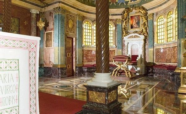 Opus Dei - Kościół Prałacki pw. NMP Pokoju