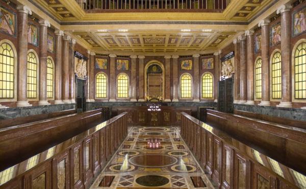 Opus Dei - Encerramento temporário da igreja prelatícia