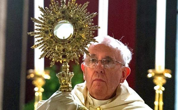 Opus Dei - Preparar o Corpus Christi
