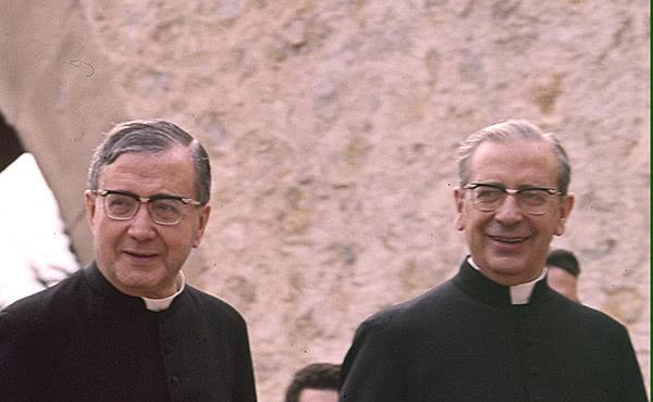 Opus Dei - Álvaro del Portillo a Catalunya