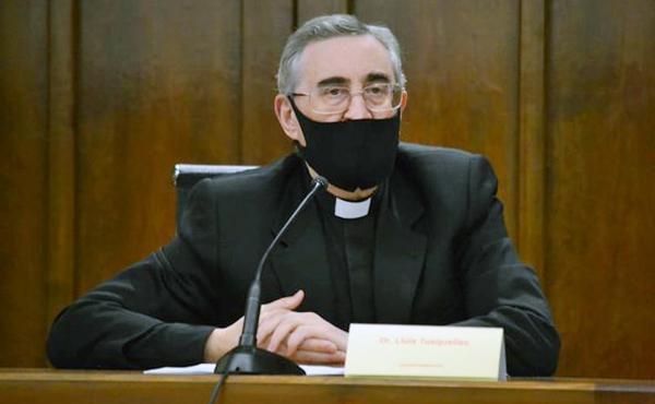 """Entrevista a Mn. Lluís Tusquellas al programa """"El mirall de l'Església"""""""