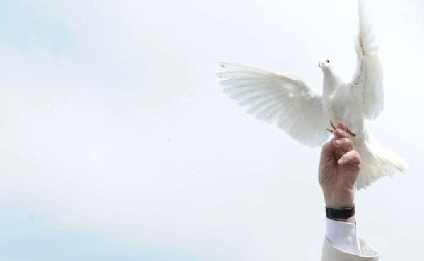 Opus Dei - 23 de febrer: Jornada de pregària i dejuni per la pau