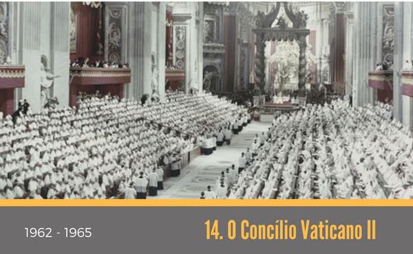 Opus Dei - 14. O Concílio Vaticano II